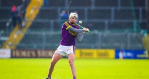 "Wexford's Rory O'Connor: ""I'd say when I'm retiring there'll be lads starting off and they'll be on a wage, that's the way I think it's going anyway."" Photograph: Tommy Dickson/Inpho"