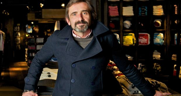 3d63ff4c Julian Dunkerton rejoins Superdry's board, triggering a mass exodus of the  current management. Photograph