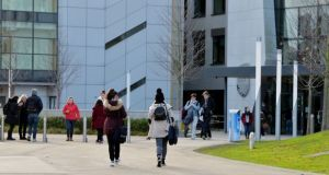 UCD: The report was commissioned by the Irish Universities Association, which has been highlighting what it says is the absence of a sustainable funding model for Irish universities.
