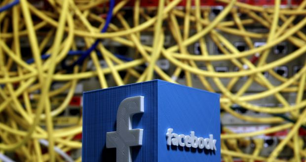 More than 540m Facebook user records were left exposed on public internet servers, according to cybersecurity researchers. File photograph: Dado Ruvic/Reuters