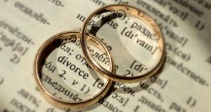 Constitutional change to ease divorce restrictions and the reduction of the waiting time 'will help thousands of couples in Ireland who have suffered marital breakdown', Minister for Culture Josepha Madigan has said. Image: iStock.