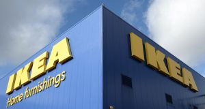 Ikea: the furniture giant wants to encourage as much reuse of its products as possible. Photograph: Dara Mac Dónaill
