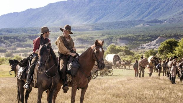 New this week: Joaquin Phoenix and John C Reilly in The Sisters Brothers