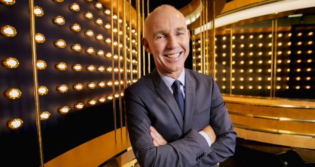 Ray D'Arcy:  can still show flashes of the spicily attuned broadcaster who used to hold court on Today FM. Photograph: Andres Poveda