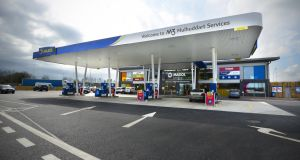 Maxol M3 Mulhuddart: the forecourt retailer currently generates about 60 per cent of its turnover from fuel sales with the remaining 40 per cent coming from food services