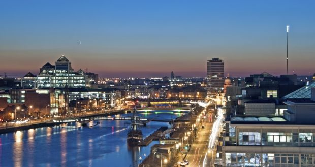 Dublin is in 'a league of its own' when it comes to attracting business from the departing UK. More than 100 firms have already chosen the Irish capital as their perfect post-Brexit location