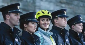 Garda recruitment poster.