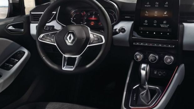The new Clio has a more spacious interior that focuses on user experience