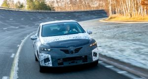 Track time in the new car showcased not only several improvements in its agility, but also a willingness to take on board the criticisms laid at its door in the past