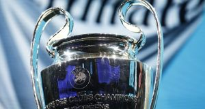 The Premier League are rejecting changes to the Champions League competition. Photograph: Getty Images