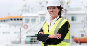 Clare Guinness, chief executive of Warrenpoint Port: 'I think Theresa May's job is like herding cats'