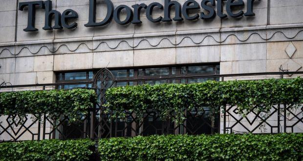 Demonstrators surround Dorchester Hotel over Brunei's gay