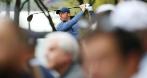 Rory McIlroy will make a fifth attempt to complete the career grand slam at this year's US Masters. Photo: Warren Little/Getty Images