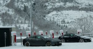 Plugged-in Norway leads the electric charge