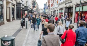 Brexit presents significant challenges for the  retail sector. Photograph: Getty Image