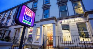 First Trust Bank is part of the group's AIB UK division and operates out of 15 branches, including six co-located business centres and a hub for small and micro businesses.