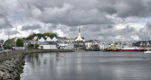 Residents in Killybegs, Co Donegal reported tremours. Photograph: iStock