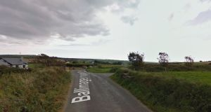 Gardaí in Tramore are investigating a fatal road traffic incident, which occurred near O'Keeffe's Cross, Dunhill, Co Waterford. General view: Google Street View