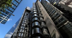 Lloyd's is to set up a bullying and harassment hotline as part of a series of measures to try to change the work culture and prevent bad behaviour. Photograph: Simon Dawson/Reuters