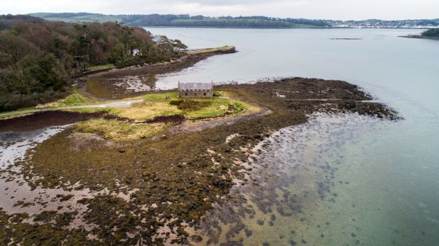Game of Thrones: the scenery of Strangford Lough suits a medieval fantasy saga. Photograph: Robert Ormerod/NYT
