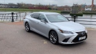 Our Test Drive: the Lexus ES300h F-Sport