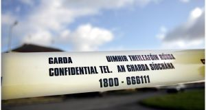 A  Garda spokeswoman declined to confirm the scenes of crime role will be civilianised but said the impact of civilisation has been 'a key consideration for Garda management'. Photograph: Bryan O'Brien