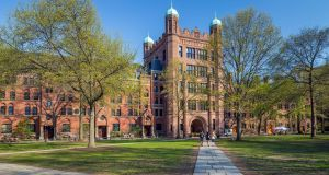 Yale University, whose alumni include more than 20 Nobel Prize-winners, is located in the gritty city of New Haven, Connecticut. Photograph: iStock