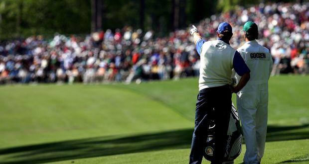 Colin Byrne: Caddies enter Masters week with a sense of fear