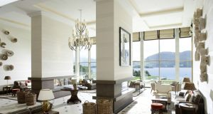 Active luxury in Kerry in a hotel with postcard-perfect views