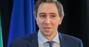 Minister for Health Simon Harris:  set to face intense questioning over  hospital cost at the Oireachtas health committee on Wednesday. Photograph: Gareth Chaney Collins