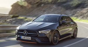 Mercedes-Benz CLA: new model features a stunning design and is a dream to drive