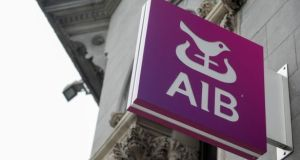 AIB may sell more troubled loans this year to lower its non-performing debt ratio to 5 per cent. Photograph: Reuters