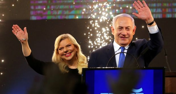Netanyahu wins fifth term in office as rival concedes