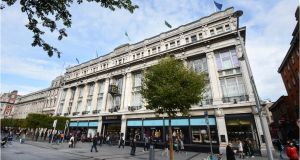 The liquidation is almost complete, save for legal action that was launched by angry former concessionaire Lorraine Sweeney, who ran Clerys' cafes. Photograph: Dara Mac Dónaill