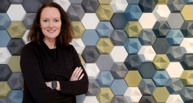 """Carmel Galvin: """"I think networking is in our [Irish] DNA and people are very willing to share best practices and to help others who are trying to get a foothold here."""""""