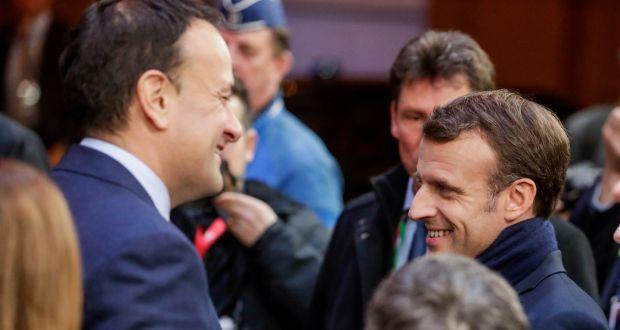 Macron says 'Non' to long Brexit extension as European