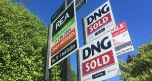 House prices in Dublin rose 1.1%  in the year to February