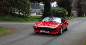 "The converted Ferrari 308 ""GTE"" can do a sub 3 second 0-100km time if you can keep wheelspin in check. The simple fact is a performance EV can bring the horizon closer at a must faster rate of knots than a fossil fuel burning engine can"