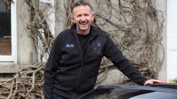 Electrifi's Norman Crowley: big plans to turn Powerscourt into a hub for high-end electric car production