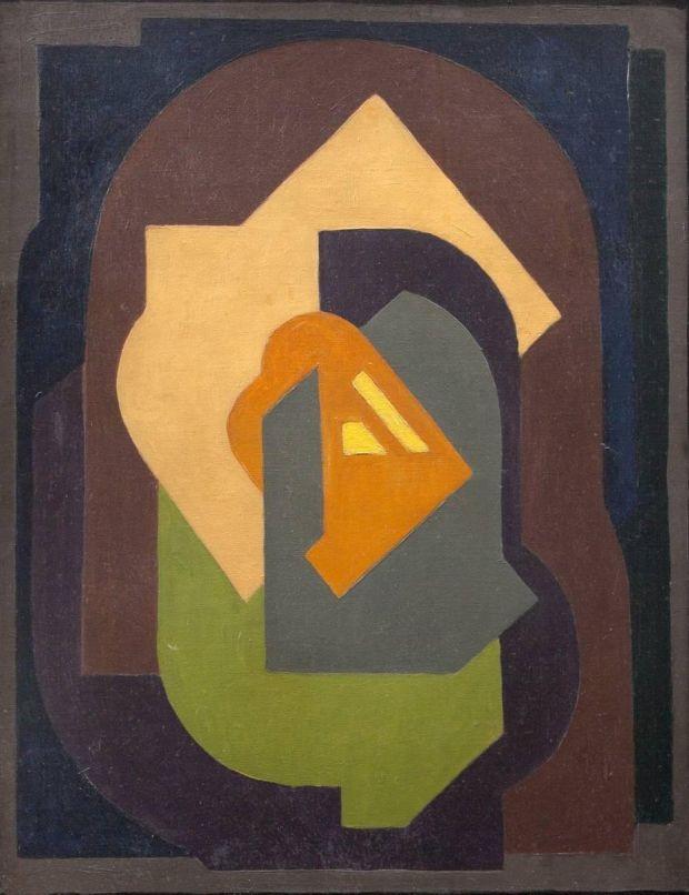 Art in Focus: Composition (c 1922) by Mainie Jellett