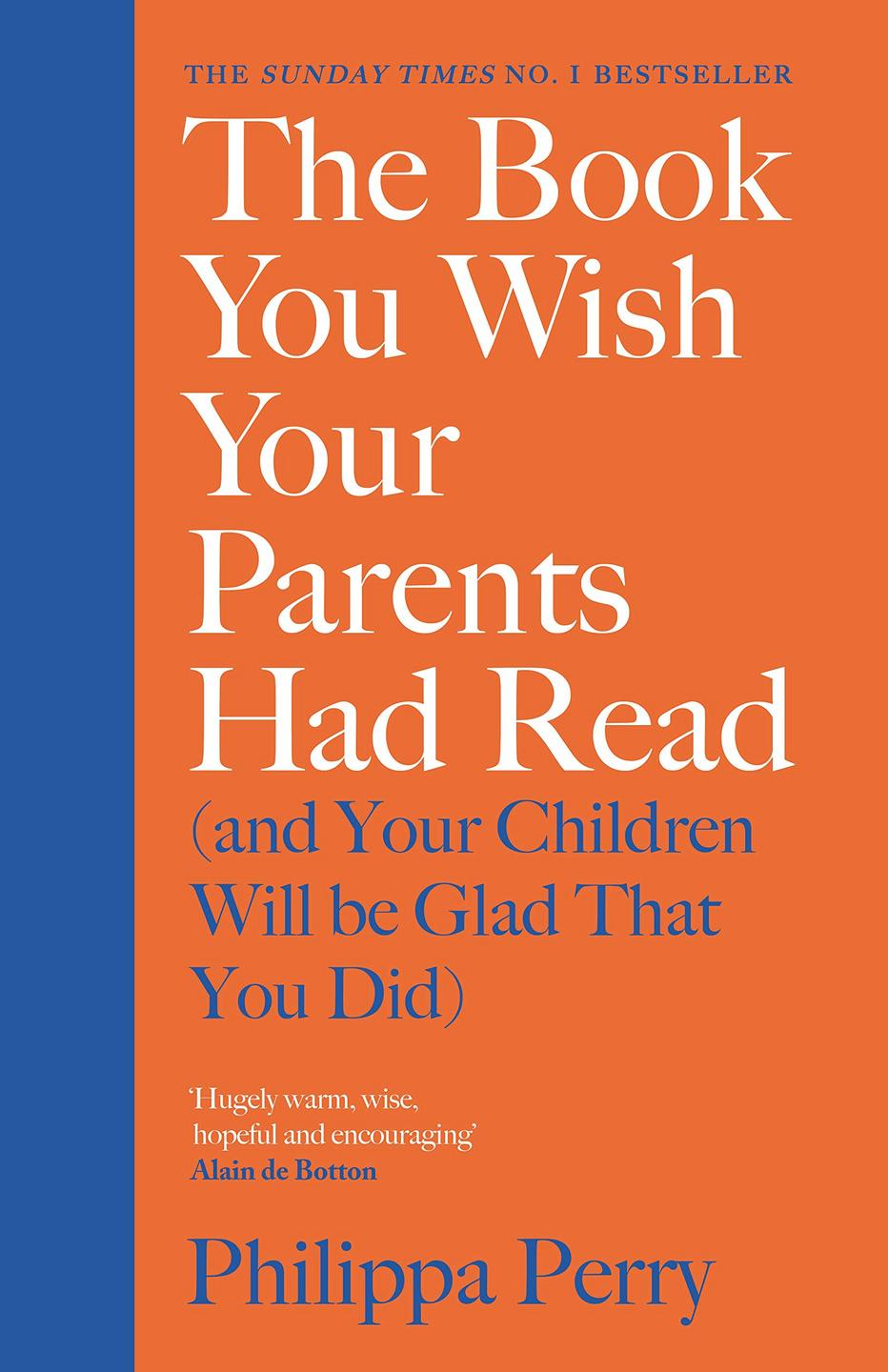 The Book You Wish Your Parents Had Read review: It made me angry