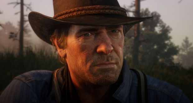 Red Dead Redemption 2 Roger Clark Plays His Best Game Yet
