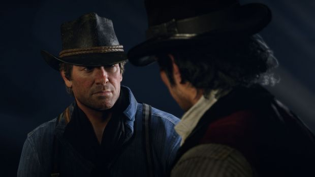 Red Dead Redemption 2: Roger Clark plays his best game yet