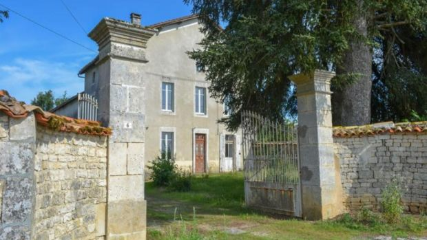 France: Village home in Charente