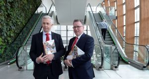 "Dalata's  non-executive chairman John Hennessy  and chief executive Pat McCann:  claim Dublin needs a 1,000-bedroom superhotel is ""the biggest load of rot"". Photograph: Eric Luke"