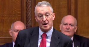 Labour MP Hilary Benn:  'This is one example of how Brexit is proving to be very costly for our country.' Photograph: AFP/Getty Images