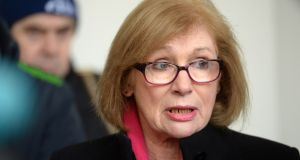 The Labour party's  housing spokeswoman Jan O'Sullivan said Fine Gael's free market approach to the provision of homes had failed and it was time for the State to step in directly and build 80,000 homes.File photograph: Dara Mac Dónaill