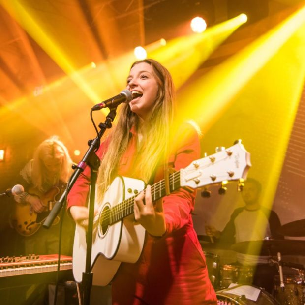 Jade Bird. Photograph: Lisa Walker/SXSW