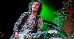 Bernie Tormé: described as a 'gentle soul with a heart of gold'