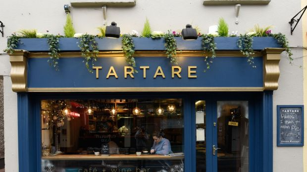Tartare, Galway, is hosting a series of monthly Wine & Design evenings.